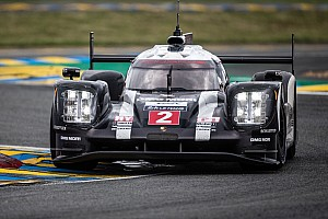 WEC Breaking news Porsche to debut