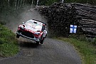 WRC Finland WRC: Meeke keeps safe lead before Power Stage