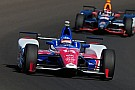 IndyCar Sato leads Foyt trio, but admits