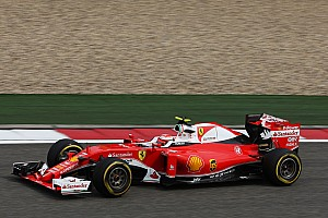 Formula 1 Qualifying report Chinese GP: Second row for the Scuderia Ferrari