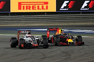 Formula 1 Breaking news Haas competitiveness a good thing for F1, says Horner