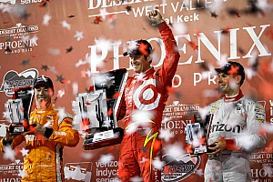 "IndyCar Breaking news Dixon advises Power and Pagenaud to ""go for it"" at Sonoma"