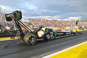 NHRA Race report Brittany Force takes first Top Fuel victory