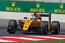 Formula 1 Palmer hails