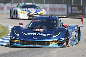 IMSA Race report Disappointment in Detroit for Visit Florida Racing