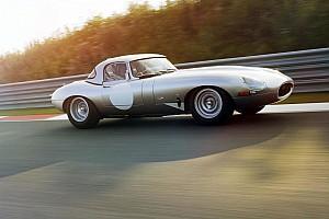 Auto Actualités L'une des rares authenthiques Jaguar Type E Lightweight est en vente
