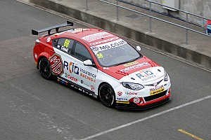 BTCC Breaking news MG Silverstone exclusion appeal to be heard after finale