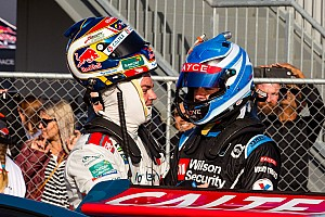 Supercars Breaking news Lowndes: McLaughlin must be comfortable with contract decision