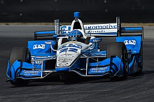 IndyCar Qualifying report