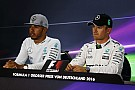 Formula 1 Mercedes: No extra pressure on drivers to avoid first lap contact