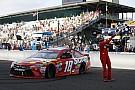 NASCAR Sprint Cup Kyle Busch makes NASCAR history with Brickyard 400 win