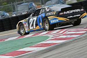 NASCAR Canada Race report Andrew Ranger wins the Ecko Unlimited 100 at ICAR