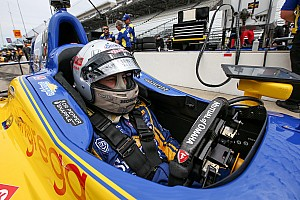 IndyCar Special feature Marco Andretti on a painful season and gunning for Indy victory