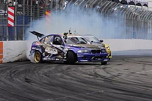 Formula Drift Race report Denofa scores first Formula DRIFT win