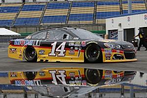 NASCAR Sprint Cup Interview Stewart savors fifth at Kentucky, cementing spot inside Top 30