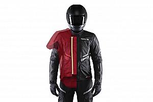 MotoGP Спеціальна можливість Обов'язкова подушка безпеки MotoGP - з треку на вулицю