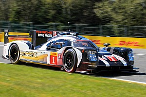 WEC Practice report Spa WEC: Porsche takes comfortable 1-2 in first practice