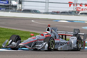 IndyCar Practice report Will Power tops first practice for Grand Prix of Indianapolis