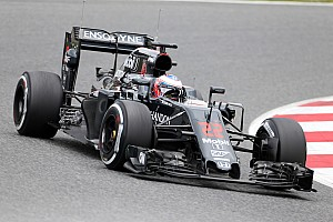 Formula 1 Testing report Barcelona F1 test: Button leads first morning for McLaren
