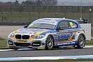 Brands Hatch BTCC: Tordoff heads Smith in second practice