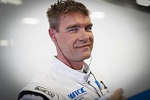 WTCC Breaking news Ekblom back with Volvo for China WTCC