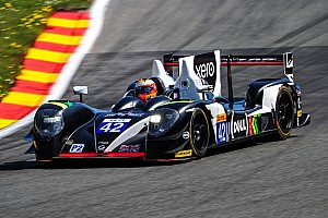 WEC Race report Engine issue curtails Strakka's Spa Day