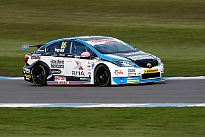 BTCC Breaking news Ingram stripped of Brands Hatch front row qualifying spot