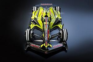 Formula 1 Top List Gallery: Fantasy F1 design concept for 2030