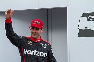 IndyCar Breaking news Power passes concussion tests, cleared to race