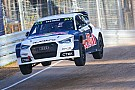 World Rallycross Ekstrom secures Audi support for EKS World RX team