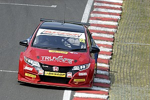 BTCC Breaking news Lloyd forced to stand down from Eurotech drive