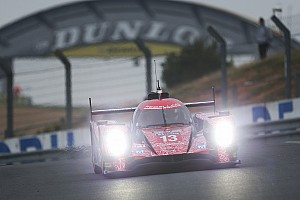 Le Mans Testing report Positive Le Mans 24 Hours Test Day for Rebellion Racing