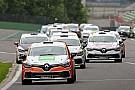 Toerwagens: overig TCR Benelux in zee met Clio Cup