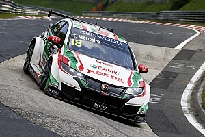 WTCC Breaking news Honda set to keep illegal floor for Nurburgring weekend