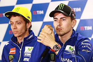 MotoGP Breaking news Lorenzo sparks new war of words with Rossi