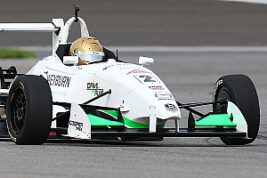 USF2000 Testing report Cape Motorsports dominate USF2000 testing at Mid-Ohio