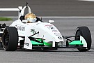 USF2000 Thompson wins seven-lap sprint to the checkers