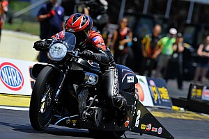 NHRA Qualifying report Capps, Torrence, Line And Krawiec lead qualifying Friday at the NHRA Summernationals