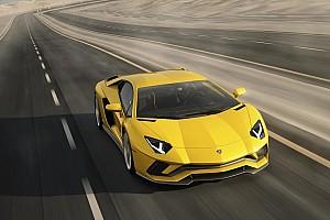 Automotive Nieuws Lamborghini presenteert gepeperde Aventador S