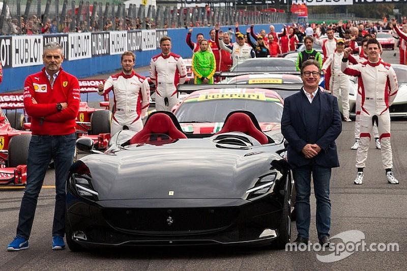 Ferrari, Camilleri: F1, il massimo per vincere titolo Costruttori