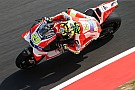 """MotoGP Iannone """"preferred not to risk"""" riding in second practice"""