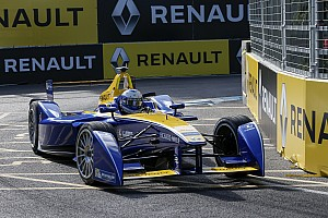 Formula E Race report Prost wins from Senna in London to take Formula E titles down to the wire