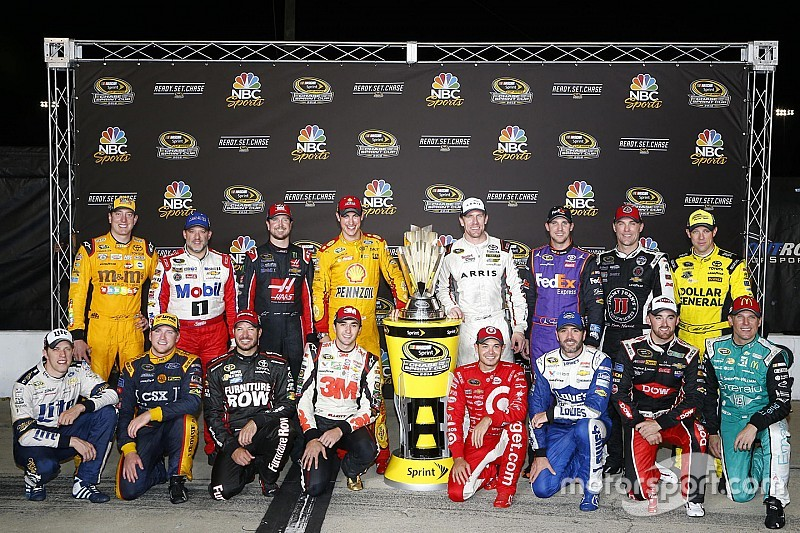 2010 NASCAR Chase Drivers submited images