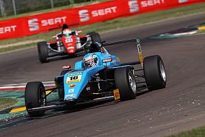 Formula 4 Gara Van Uitert concede il bis in Gara 2 ad Imola
