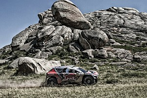 Cross-Country Rally Stage report Silk Way Rally – Rest day at Almaty bivouac – Video from the 7th day