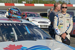 NASCAR Truck Breaking news Canadian Gary Klutt to make Truck debut at Mosport with KBM