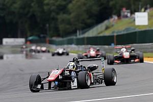 Євро Ф3 Репортаж з гонки Спа Ф3: Ерікссон здобуває першу перемогу