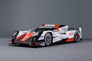 WEC Breaking news New look for Toyota LMP1 car