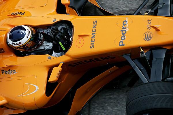 Formule 1 Nieuws McLaren lijkt flink andere livery te introduceren voor seizoen 2017