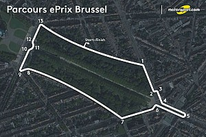 Formule E Nieuws Ho-Pin Tung enthousiast over stratenparcours Brussel